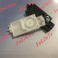 ücretsiz kargo DX5 TX800 XP600 baskı kafası UV mürekkep damperi Mimaki JV33 / JV5 Mutoh Roland DX5 kafa eko solvent yazıcı mürekkebi damperi