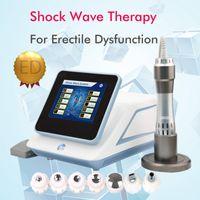 machine kinésithérapie nouvelle version Gainswave pour la thérapie shockwave traitement ED / électromagnétique pour le traitement de réduction de la cellulite