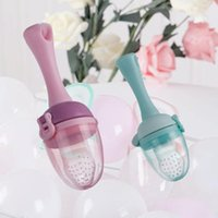 Baby pacifier Fresh Nibbler Kids Fruit Feeder Nipples Feedin...