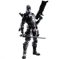 Movie Deadpool Action Figure PVC Collectible Model Doll Toy ...