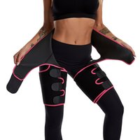 피트니스 슬리밍 다리 쉐이프웨어에 대한 여성의 엉덩이 리프터 허벅지 지우개 셰이퍼 사용자 정의 네오프렌 허리 트레이너 슬리밍 벨트 Epacket