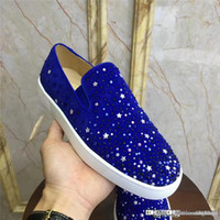 Top version Low Blue Diamante Christianss Multicolored New R...