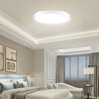울트라 얇은 침실 라운드 LED 천장 조명 현대 미니멀리스트 거실 주방 통로 발코니 램프