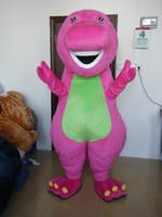Günstiger Preis, aber qualitativ hochwertige Barney Maskottchen Kostüm für Erwachsene Barney und die Familie Maskottchen Kostüme zu verkaufen