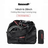 "RHINOWALK 14"" 16"" 20"" Big Folding Bike Carrier ..."