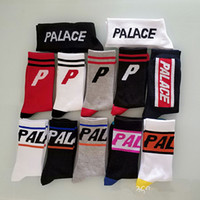 5804820b Wholesale palace socks for sale - Group buy PALACE Socks High Street  Skateboard Stocking for Couple