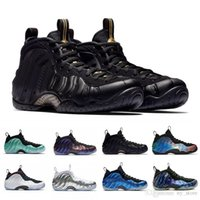 With Box Sequoia Black Metallic Gold Penny Hardaway Men Bask...