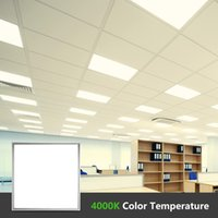 Duży Panel Light Cool White 220V 12W LED LED Sufit Wiszące Lampa do Office School Hotel Decoration