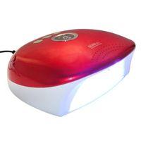 SUN X20 48W 2 en 1 UV LED Lampe à ongles Sèche-ongles Gel Polish Lampe de polymérisation avec la partie inférieure de l'affichage numérique à cristaux liquides