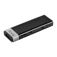 x96s 안드로이드 9.0 TV 스틱 Amlogic S905Y2 쿼드 코어 4GB 32GB 2.4 / 5G WiFi BT4.2 4K HD 스마트 미디어 플레이어