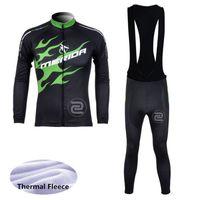 Merida CCCTeam Riding Winter Warm Wana Panno di lana (Bib) Pantaloni New Spring Men Sportswear caldo Ropa Ciclismo A42713