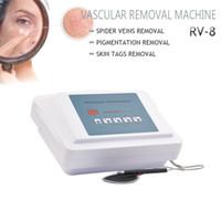 2020 Nuovo Arrivo Spider Vein Treatment Vascular Removal Machine Face Body Red Blood Removal Machine per il salone di bellezza uso domestico