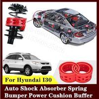 Для Hyundai I30 2 ШТ. Высококачественный передний или задний автомобиль Амортизатор пружинный бампер Power Auto-буферный автомобильный подушка уретана