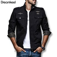2019 Streetwear Uomo Bomber Giacche e Cappotti Softshell Plus Size Uomo Casual Fashion Slim Fit Autunno Zipper Jacket M-5XL Y