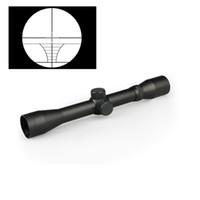 PPT Riflescopes 4x32 Alcance de rifle Ampliación 4x Peso ligero a prueba de golpes usado en el juego CS y en la caza CL1-0239