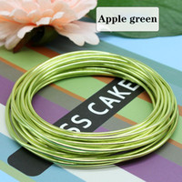 5M Rolls Bonsai Pot decoration Wires Anodized Aluminum Bonsa...