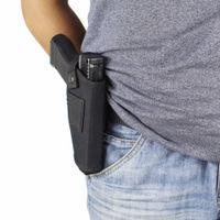 Holster de pistolet dissimulé transporter étuis ceinture clip en métal IWB OWB Holster Airsoft sac de chasse articles de chasse pour toutes les tailles Armes de poing