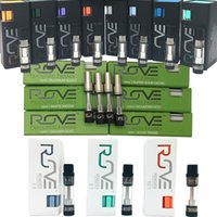 Rove Vape Cartridges Empty Vape Pen Carts 510 Thread Cartrid...