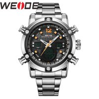 Relogio Masculino WEIDE Watch Men Date Alarm Back Light Male...