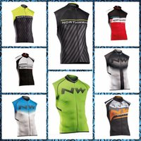 2020 NW Northwave Cycling Sleeves jersey Sleeveless New Hot ...