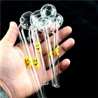 NEW Cheap Great Pyrex Glass Oil Burner Pipe Clear Oil Burner...