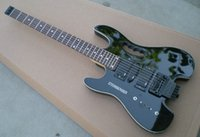 Headless backhand electric guitar, classic series, quality a...