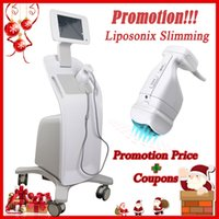 hifu liposonix 2 in 1 velashape Ultrasonic Liposuction machi...