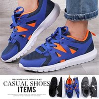 2019 New Men' s Running Shoes Casual Sneakers New Soft B...