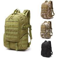 Équipement de camouflage tactique Sports de plein air Randonnée valise Voyage design de luxe sac taille fannypack équitation professionnelle Randonnée Sac à dos