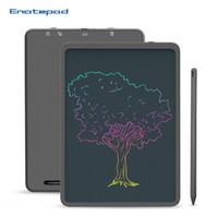 LCD الذكية اللوحي 11 بوصة الرقمية المحمولة إعادة استخدام اليد لون رسم لوحة للبالغين الأعمال التفاوض ملاحظات الحسابات وأطفال رسم