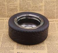 15.5 * 6 cm Ekologiczne szklane szklane cylindra akcesoria do palenia Shatterproofoodporne okulary cygarowe okrągłe narzędzia do palacza