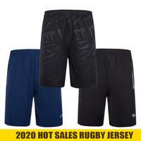 2020 Mens Rugby Shorts Futebol Shorts Futebol Futebol Jersey Jersey Jerseys Treinamento de Esportes Fitness Calças curtas