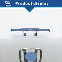 Marka Yeni Spoiler Dekoratif Araba Küçük Arka Empondage Araba Vücut Dış Dekorasyon Aksesuarları Oto Otomobil Evrensel