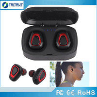 A7 TWS Mini Wireless Bluetooth Kopfhörer Stereo Headset True HiFi Sport Ohrhörer in Ohr-Kopfhörer für Zelle Samsung Android Smartphones
