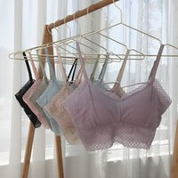 New Thin French Style Bralette Summer Fairy Lace Beautiful B...