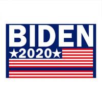 15styles Bandera Trump 90 * 150cm Donald Trump V S Joe Biden decoración de la bandera por el presidente del partido indicador de la bandera de Elecciones EE.UU. Decoración GGA3477-1