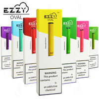 Top EZZY OVAL Disposable Vape Pen Devices Starter Kits 280mA...