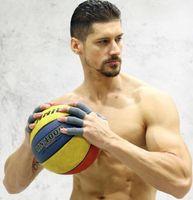 популярные мужчины женщины нейлон Спорт Здравоохранение fingerguard баскетбол fingerguard набор из 10 спортивных протекторов Спорт безопасности упражнения дышащий