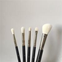 5-шт набор кистей для макияжа - 221/219/239/217/168 Мягкий козий волос Тени для век Румяна Контур Blending красоты макияж кисти Set