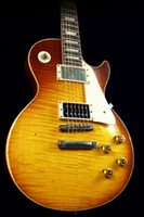 من العمر جودة الغيتار الكهربائي قطعة واحدة الجسم القيثارات، جيمي صفحة رقم 2 qualic الغيتار