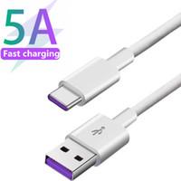OEM USB 5A 빠른 유형 C 케이블 P30 P20 라이트 Mate20 PRO USB 3.1 Type-C 슈퍼 빠른 충전기 충전 케이블 Samsung S10 주 10 LgAndroid 전화