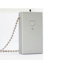 Tcenail личное ожерелье USB портативный очиститель воздуха носимый мини отрицательный ион освежитель воздуха нет излучения низкий уровень шума для взрослых детей