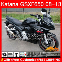 Kit For SUZUKI KATANA GSXF 650 GSX650F 08 09 10 11 12 13 14 ...
