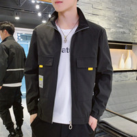 TOPSToney CP Konng Gonng Jacket 20SSS Automne Nouveau Coréen Jeunesse Jeunes Student Mode Manteau Mince et beau Casual Hommes usure