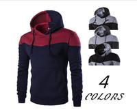 남성 롱 슬리브 스웨터 힙합 후드 남성용 풀오버 겨울 스포츠 아웃웨어 남성용 대형 스웨트 셔츠 옴므 J1811136