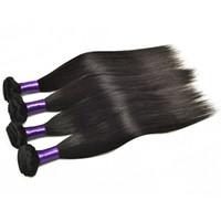 Brezilyalı Bakire Saç Tek Paket İnsan Saç Toptan Saç Örgüleri 8-30 inç Doğal Renk Brezilyalı Uzantıları