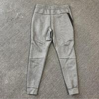 Новые мужские брюки дизайнер Jogger Track Black Fashion Brand Jogger Одежда боковая полоса на стрижках Брюки мужские бренды спортивные брюки