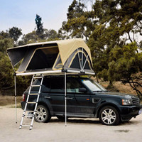 Autodach zehn schnell öffnen und schließen Auto Top-Zelt große Kapazität für 4 Personen hohe Qualität