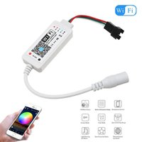 Edison2011 Magic Home WiFi LED SPI Controller Android IOS APP Intelligente Wireless WiFi-Steuerung LED Mini Pixel Controller für Farbstreifen
