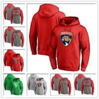 2019 hoodies NOUVELLES Panthers de la Floride 12 Ian McCoshen 13 Mark Pysyk 16 Aleksander Barkov 18 Micheal Haley 19 Michael Matheson Hockey Jerseys